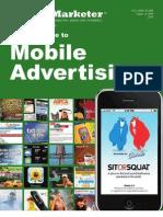 Mobile Advertising - Agosto 2009