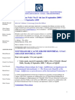 ACNUExpress Vol.4 No.13 - Du 1 au 15 Septembre 2009