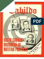Revista Cabildo Números 5, 6, 7 y 8