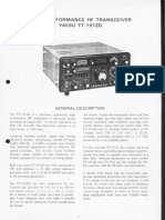 FT101ZD Instruction Manual