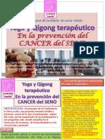 Tematico Yoga y Qigong Cancer de Seno