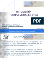 16 Terapia Visual Endotropia No Acomodativa
