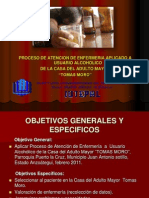 Presentacion de Caso Clinico 2011