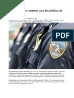 Exige mayores recursos para los policías de tránsito
