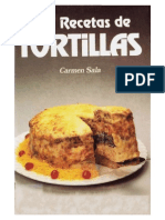 Sala, Carmen - 100 Recetas de Tortillas