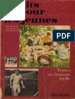Recits Pour Les Jeunes Hachette 1971 Textes en Francais Facile
