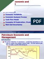 Course Petroleum Economic and Management