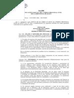 Ley de Usucapion 5486