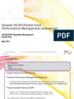 Huawei 2G3G Packet Core Performance Management Assesment and KPIs