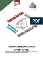 Real Estate Joint Ventures - Kenya