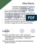 Etika Bisnis(KWU10)