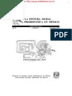 La Pintura Mural Prehispanica en México - B05