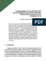 Cancado Trindade, Antonio, Sistema interamericano de protección de los derechos humanos