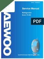 Daewoo_fr-280 Service Manual