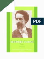 14.- Sociología Criminal - Tomo I - Ferri, Enrico