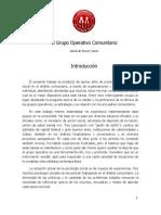 Grupo Operativo Comunitario