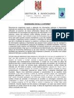 (x)Engenharia Social e Internet