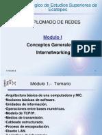 PRESENTACIÓN DIPLOMADO REDES-MOD I-OCTUBRE-2013