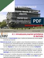 BazeELTH-4-Elemente Ideale de Circuit