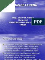 5.11.09 Diaspositivas.teoria de La Pena