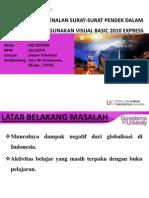 presentasi penulisan ilmiah Gunadarma