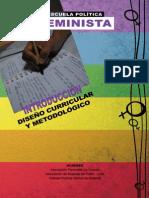 Escuela Política Feminista, Módulo introductorio