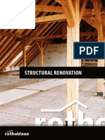 Rothoblaas Structural Renovation en 01