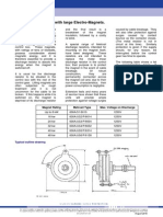 Metrosils for Electromagnets