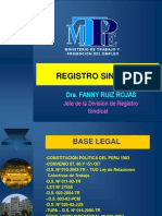 REGISTRO SINDICAL - EXPO II.ppt