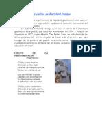 Los cielitos de Bartolomé Hidalgo