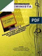 Escuela Política Feminista, Módulo 4 - Subjetividad y Sexualidad en Clave Feminista. Heterorrealidad