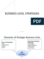 Business Level Strategy KS(1)