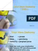 Short Wave Diathermy1
