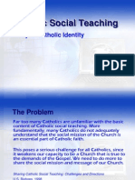 Introduction Catholic Social Teaching