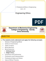 Unit 01 Engineering Ethics