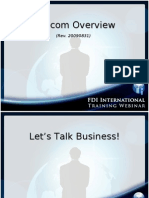 FDI Telecom Presentation