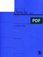 Dancla 15Duets For2Violas