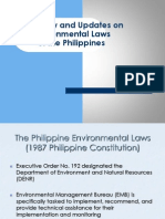 Lesson 1 - Philippine Environmental Laws