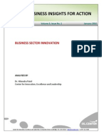 Business Sector Innovation