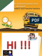 School Dental Health
