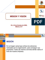 MISION Y VISION.ppt