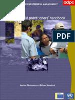 CBDRM Field Practitioners Handbook