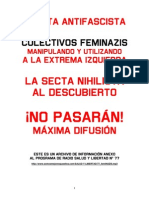 Una Alerta Antifascista Opinion