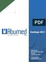 Catalogo Abumed