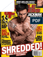 Muscle & Fitness - August 2013 (USA)