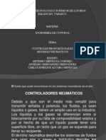 Controladores Proporcionales(Sistemas Neumaticos)