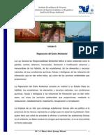 Quinta  Unidad Análisis de Riesgo Ambiental