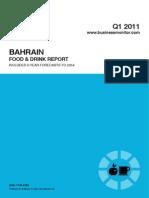 Bahrain Food & Drink Report 2011