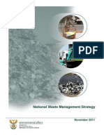 Nationalwaste Management Strategy