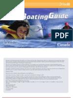 Transport Canada Safe Boating Guide Web